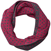 Buy Seasalt Toot Spin Snood, Cranberry Online at johnlewis.com
