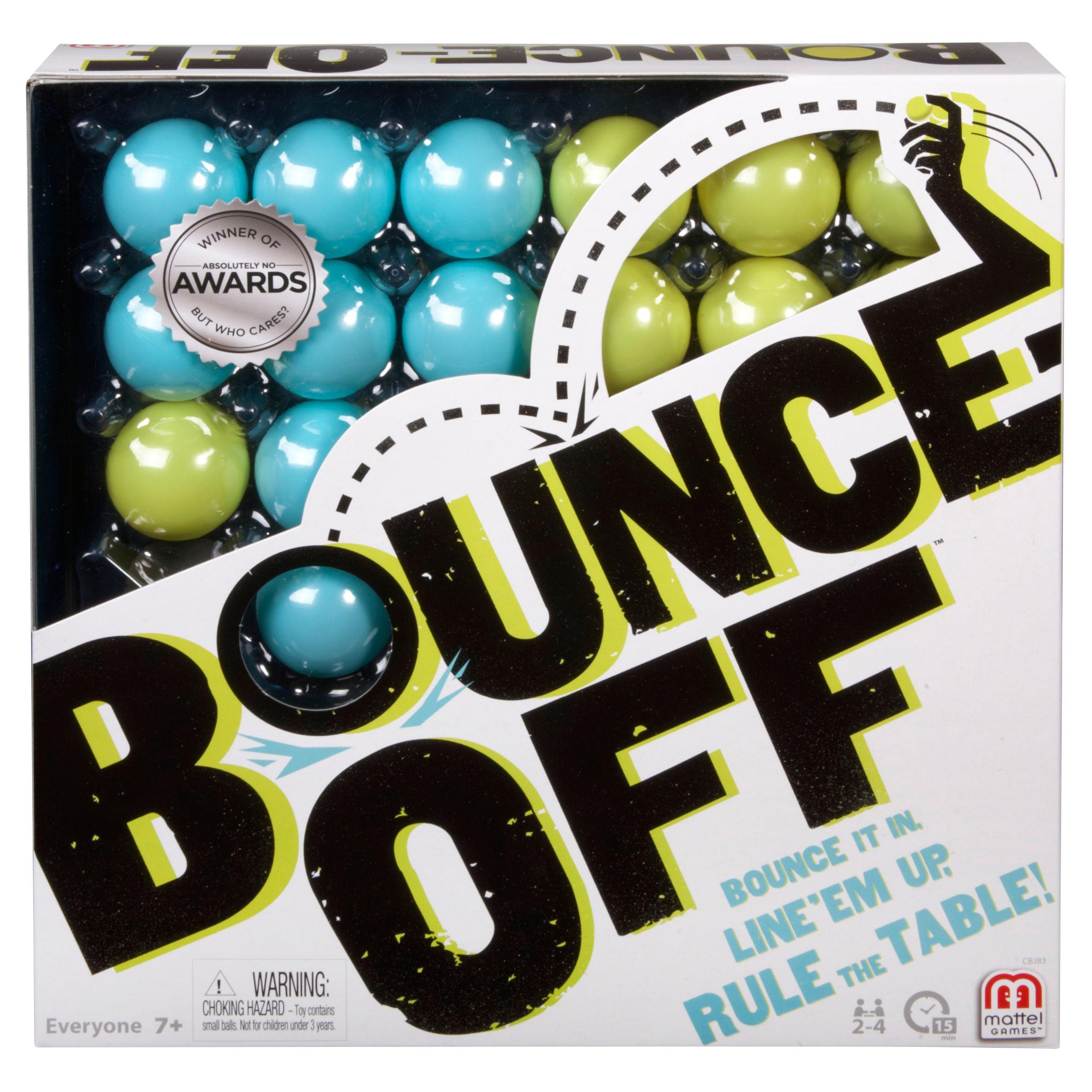 Mattel Bounce Off Game