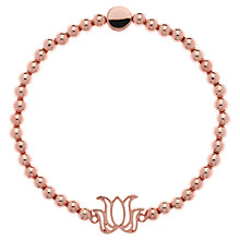 Buy Melissa Odabash Mini Lotus Stretch Bead Bracelet Online at johnlewis.com