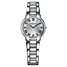 Buy Raymond Weil 5229-ST-001659 Women's Jasmine Stainless Steel Watch, Silver Online at johnlewis.com