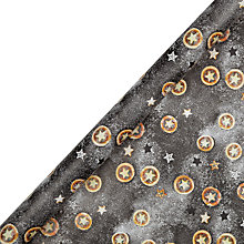 Buy John Lewis Mince Pies Flitter Gift Wrap, 3m Online at johnlewis.com