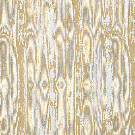 Buy John Lewis Wood Grain White On Craft Gift Wrap, 3m Online at johnlewis.com
