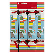 Buy John Lewis Sausage Dog Crackers, Set of 8 Online at johnlewis.com
