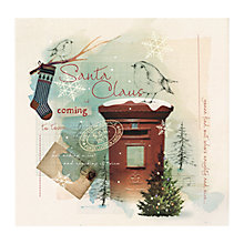 Buy Great British Card Company Peony Rose Vintage Christmas Cards, Box of 16 Online at johnlewis.com