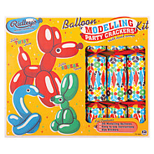 Buy Ridley's Balloon Modelling Crackers, Set of 6 Online at johnlewis.com