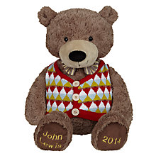 Buy John Lewis Extra Large Lewis Bear Online at johnlewis.com