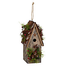 Buy John Lewis Birdhouse Decoration Online at johnlewis.com