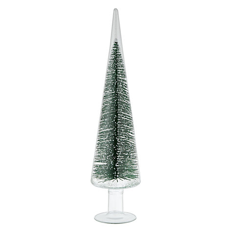 Buy House by John Lewis Tree in Glass House, Green Online at johnlewis.com