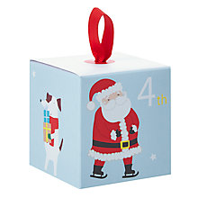 Buy John Lewis Paper Advent Calendar Boxes Online at johnlewis.com