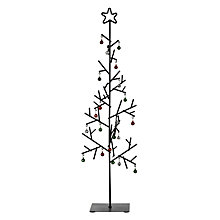 Buy John Lewis Metal Bell Christmas Tree Online at johnlewis.com