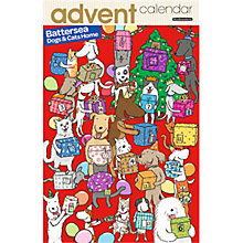 Buy Woodmansterne Battersea Paper Advent Calendar Online at johnlewis.com