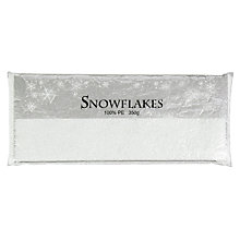 Buy John Lewis Bag of Snow, 350g Online at johnlewis.com