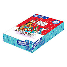 Buy Battersea Cats & Dogs Home Assorted Charity Christmas Cards, Box of 24 Online at johnlewis.com