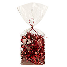 Buy John Lewis Gift Wrap Bows, Pack of 12, Red Online at johnlewis.com