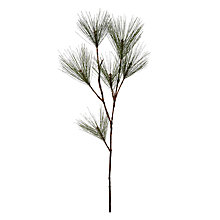 Buy John Lewis Pine Needle Stem, Green Online at johnlewis.com