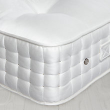 Buy Vi-Spring Fenton Zip Link Mattress, Super Kingsize Online at johnlewis.com