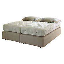 Buy Vi-Spring Beaulieu Zip Link Mattress and Divan Set, Super Kingsize Online at johnlewis.com