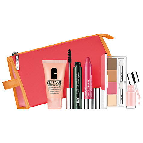 Buy Clinique Colour Cravings Make Up Set Online at johnlewis.com