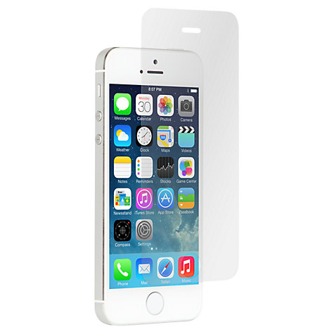 Buy Moshi AirFoil Glass Screen Protector for iPhone 5, 5s & 5c Online at johnlewis.com
