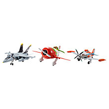 Buy Disney Planes 2: Fire & Rescue Deluxe Plane, Assorted Online at johnlewis.com