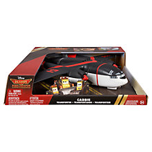 Buy Disney Planes: Fire & Rescue Cabbie Transporter Online at johnlewis.com