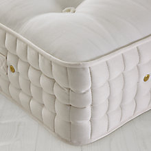 Buy John Lewis Natural Collection Fleece Wool 7000 Zip Link Mattress, Super Kingsize Online at johnlewis.com