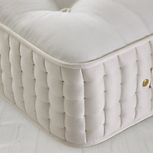 Buy John Lewis Natural Collection 12000 Mattress with Goat Angora, Single Online at johnlewis.com
