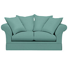 Buy John Lewis Chambery Medium Loose Cover Sofa, Kerry Duck Egg Online at johnlewis.com