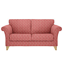 Buy John Lewis Charlotte Medium Sofa, Freya Coastal Red Online at johnlewis.com