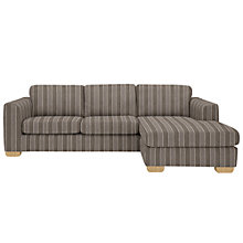 Buy John Lewis Felix RHF Corner Chaise End Sofa Online at johnlewis.com