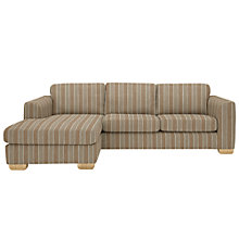Buy John Lewis Felix LHF Corner Chaise End Sofa Online at johnlewis.com