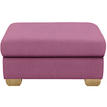 Buy John Lewis Felix Footstool Online at johnlewis.com