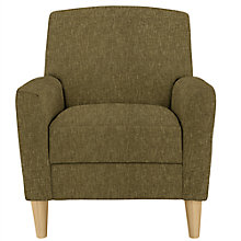 Buy John Lewis Sullivan Armchair, Henley Gold Online at johnlewis.com