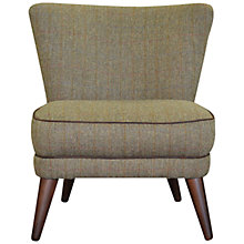 Buy Harris Tweed Harmony Armchair, Loden Herringbone Online at johnlewis.com