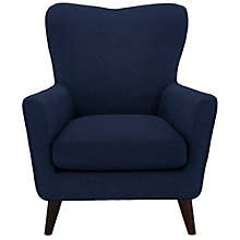 Buy John Lewis Thomas Armchair, Henley Midnight Online at johnlewis.com