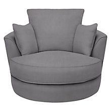 Buy John Lewis Luman Swivel Chair, Pier Steel Online at johnlewis.com
