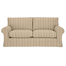 Buy John Lewis Padstow Large Fixed Cover Sofa, Thelma Putty Online at johnlewis.com
