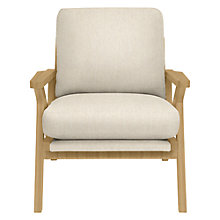 Buy John Lewis Bergen Armchair, Brompton Natural Online at johnlewis.com