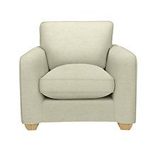 Buy John Lewis Walton II Armchair, Elena Putty Online at johnlewis.com