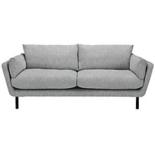 Buy John Lewis Loki Grand Sofa, Arden Blue Grey Online at johnlewis.com