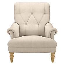Buy John Lewis Gibson Armchair, Theo Putty Online at johnlewis.com