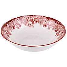 Buy Spode Winter's Scene Dessert Bowl Online at johnlewis.com