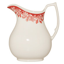 Buy Spode Winter's Scene Jug Online at johnlewis.com