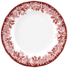 Buy Spode Winter's Scene Side Plate Online at johnlewis.com