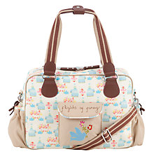 Buy Pink Lining Yummy Mummy 'Flights Of Fancy' Changing Bag, Multi Online at johnlewis.com
