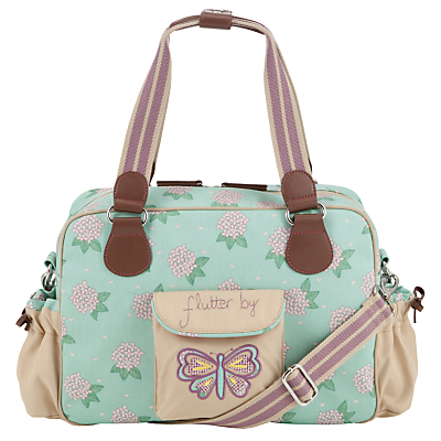 Pink Lining Yummy Mummy Flutter By Changing Bag Mint