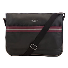 Buy Ted Baker Davitt Messenger Bag Online at johnlewis.com