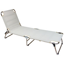 Buy Fiam Amigo Sunlounger Online at johnlewis.com