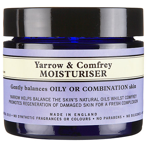 Buy Neal's Yard Yarrow & Comfrey Moisturiser, 50g Online at johnlewis.com