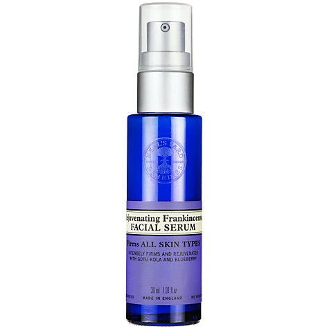 Buy Neal's Yard Rejuvenating Frankincense Facial Serum, 30ml Online at johnlewis.com